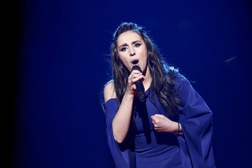 Крымскотатарская певица выступит 14 мая под 21-м номером