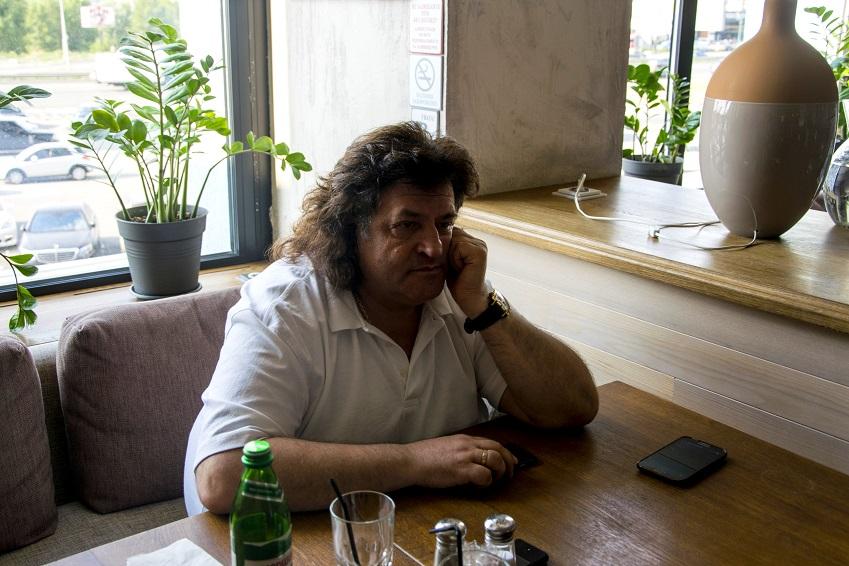 Иво Бобул опечален тем, что люди не ходят на концерты
