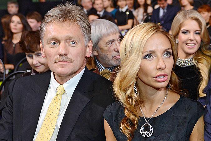Дмитрий Песков всем дарит любовь