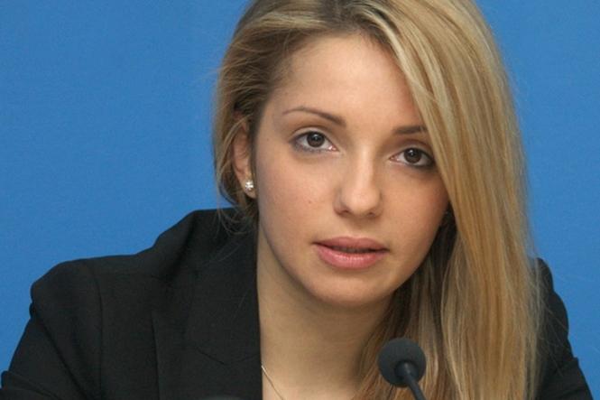 Евгения Тимошенко посетила благотворительное мероприятие