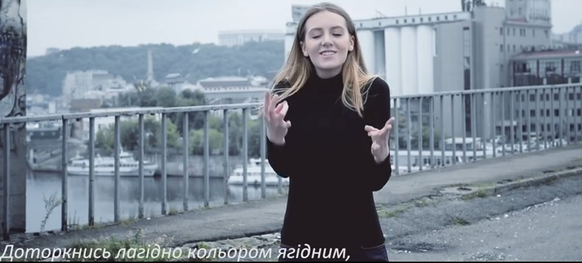 """Песню """"Океана Эльзы"""" спели на языке жестов"""