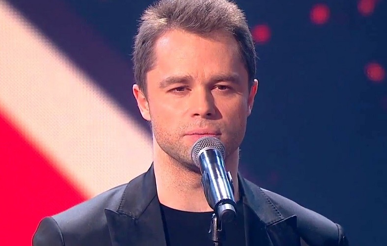 Виталий Гогунский намерен представить Россию на песенном конкурсе