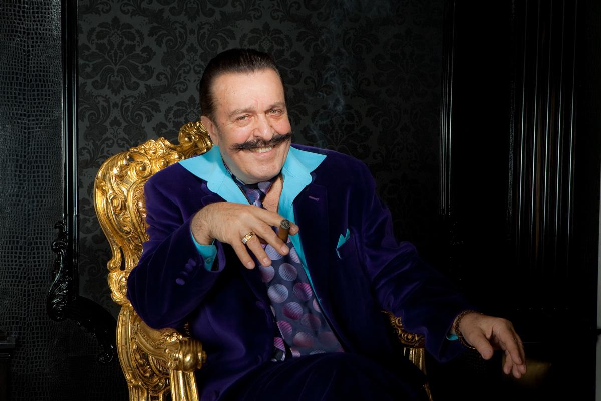 В столице отменили концерт зачастившего в Крым Вилли Токарева
