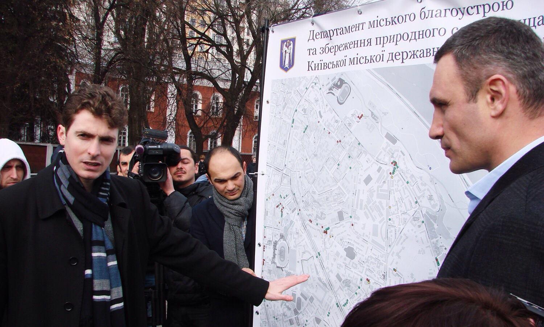 Дмитрия Белоцерковца оштрафовали на 250 гривен