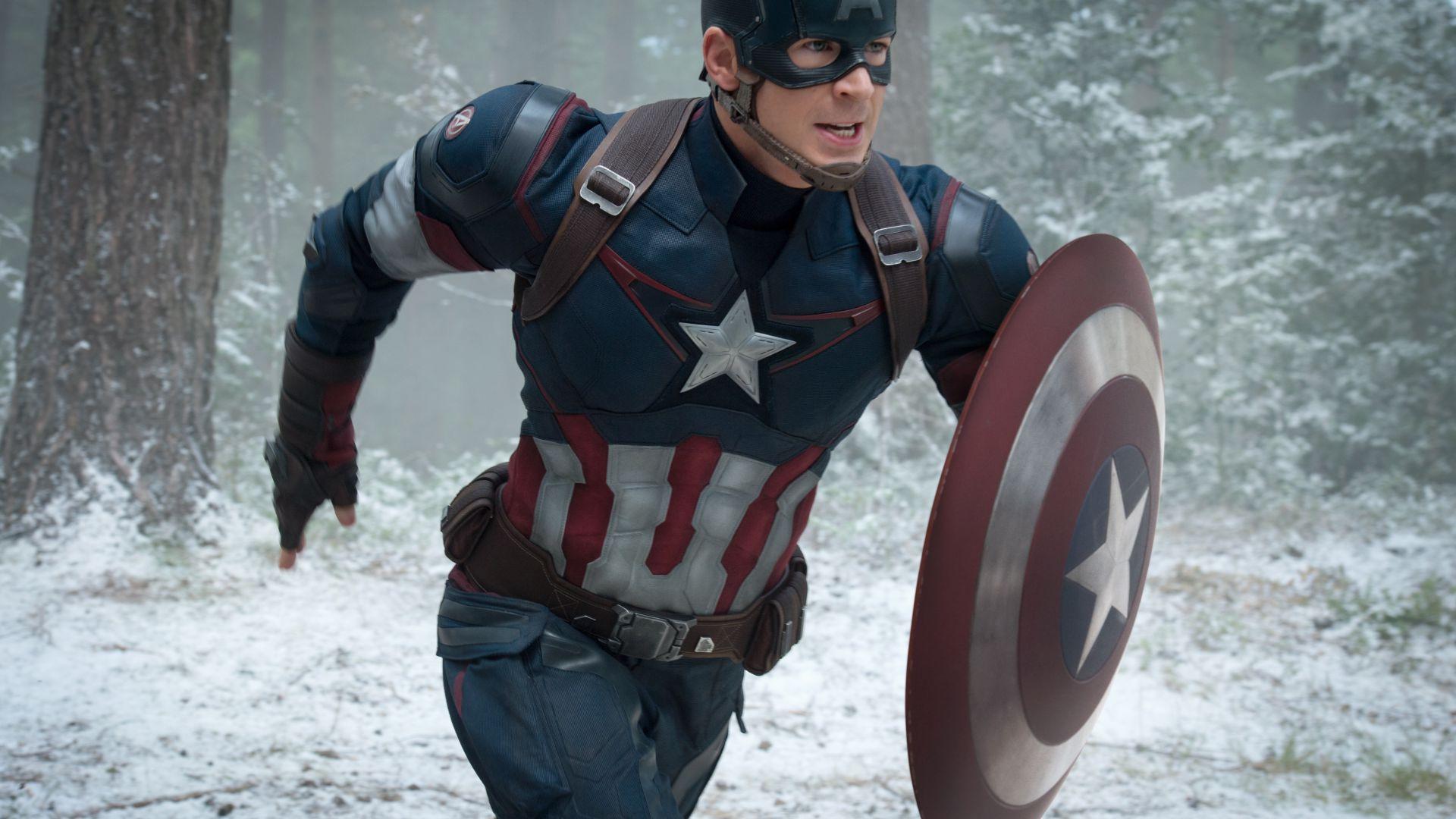 Самым прибыльным актером назван Крис Эванс, сыгравший Капитана Америки