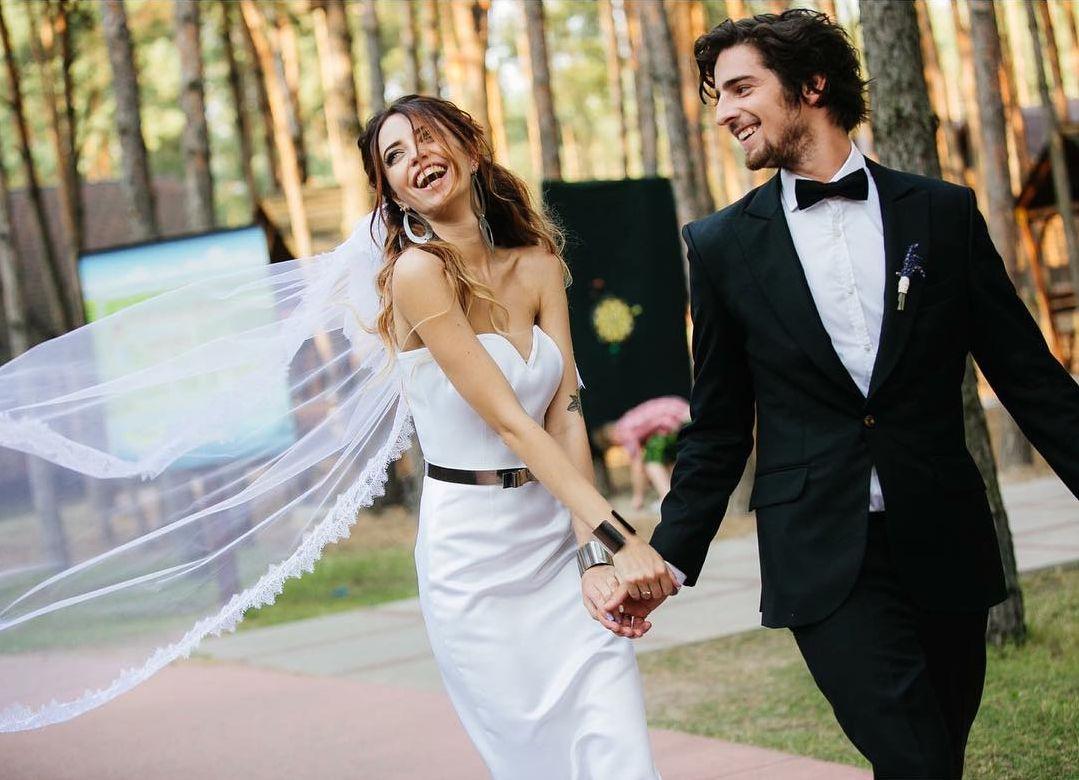 Дорофеева и Дантес отпраздновали 5 лет совместной жизни