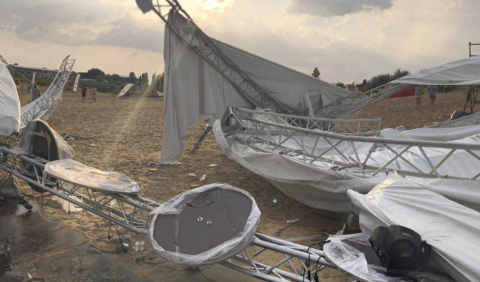 Александр Педан негодует из-за неспособности ГСЧС предупредить людей о бушующей стихии