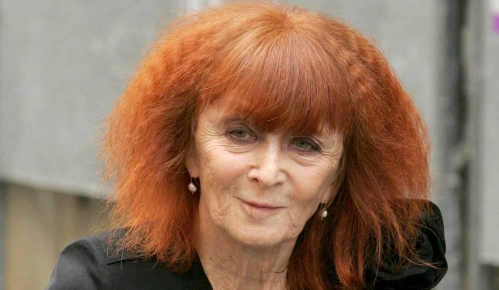 Во Франции на 87-м году ушла из жизни кутюрье Соня Рикель