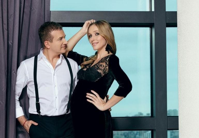 Катя Осадчая иЮрий Горбунов стали мужем и супругой