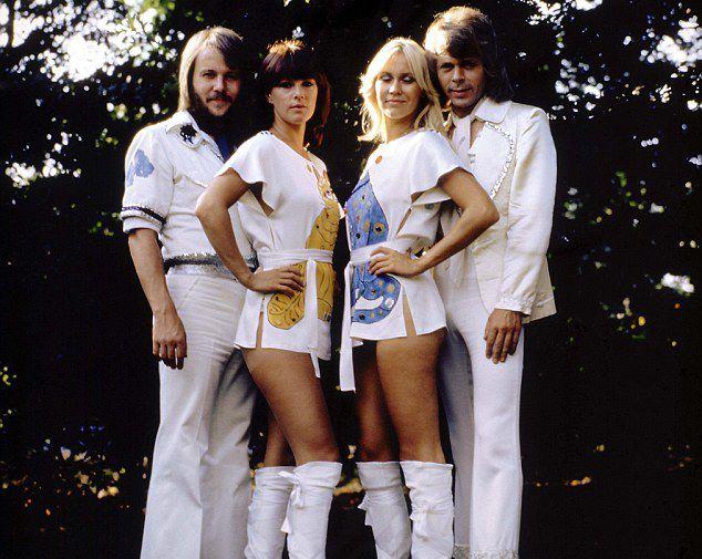 ABBA появилась на публике вместе впервые за долгие годы