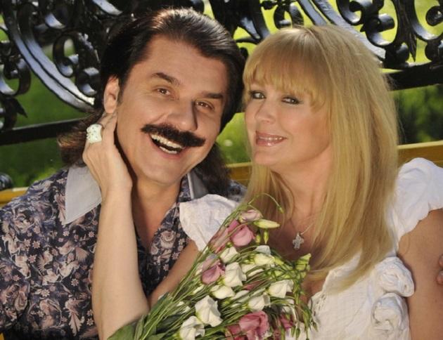 Павел Зибров встретил свою будущую жену в Администрации президента