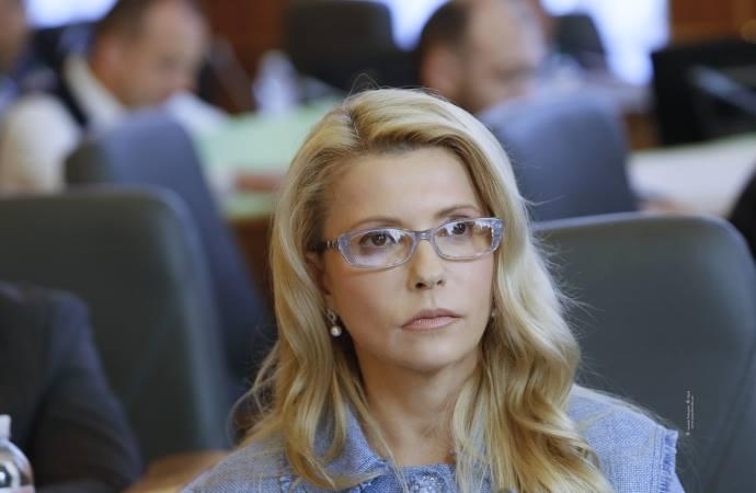 Стилистов Юлии Тимошенко уличили в подражании известной актрисе