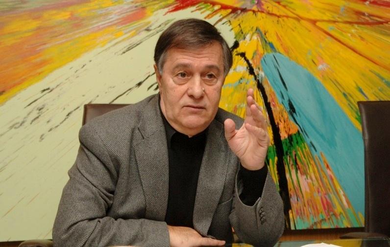 Роман Балаян приоткрыл занавес незавершенного сценария новой картины, в главной роли которой видит Святослава Вакарчука