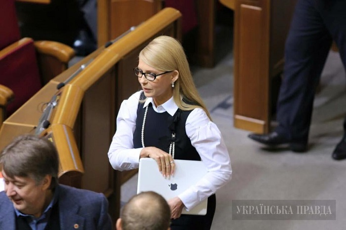 Самые яркие образы первой леди украинской политики