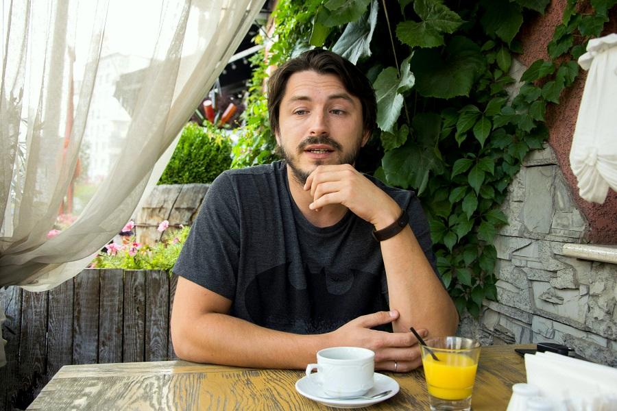 Комик и телеведущий Сергей Притула о наиболее обсуждаемых темах в Украине