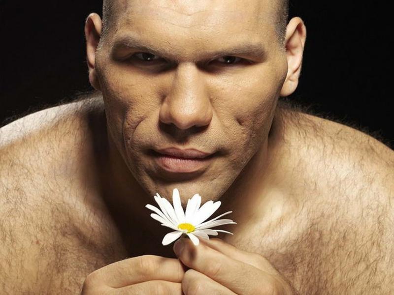 Убаюкивать детей теперь будет боксер Валуев