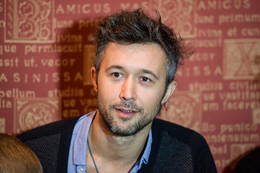 Сергей Бабкин работает над новым альбомом на кухне