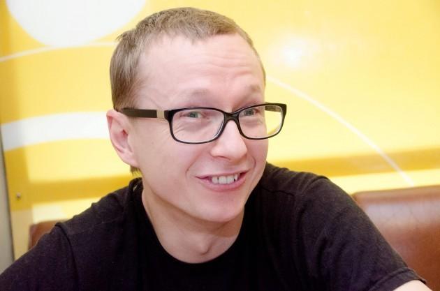 Майкл Щур хочет призовое место для Украины