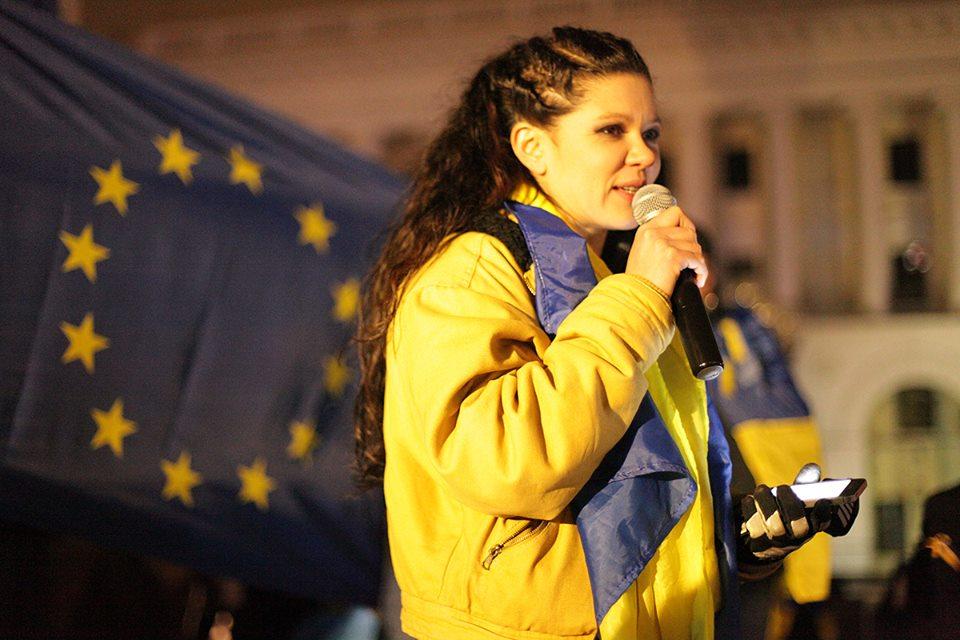 Руслана требует отставки Генпрокурора Шокина