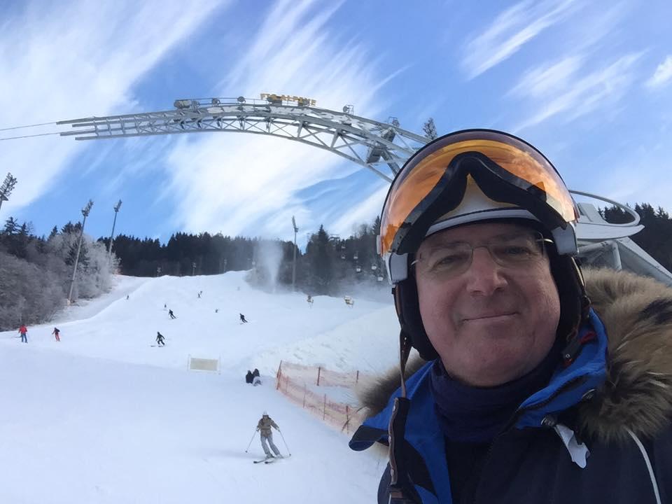 Алексей Лысенков пострадал на австрийском курорте