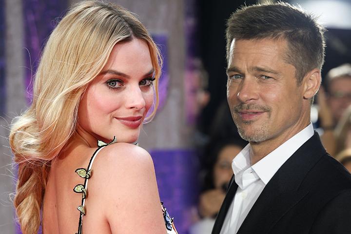 Анджелина Джоли впервый раз вышла напублику после развода сПиттом