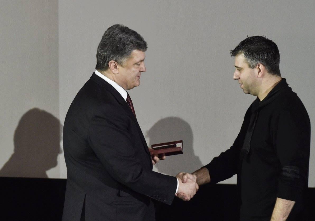 Евгений Афинеевский поделился мыслями об украинском президенте