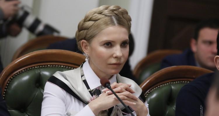Американских журналистов покорила коса украинского политика