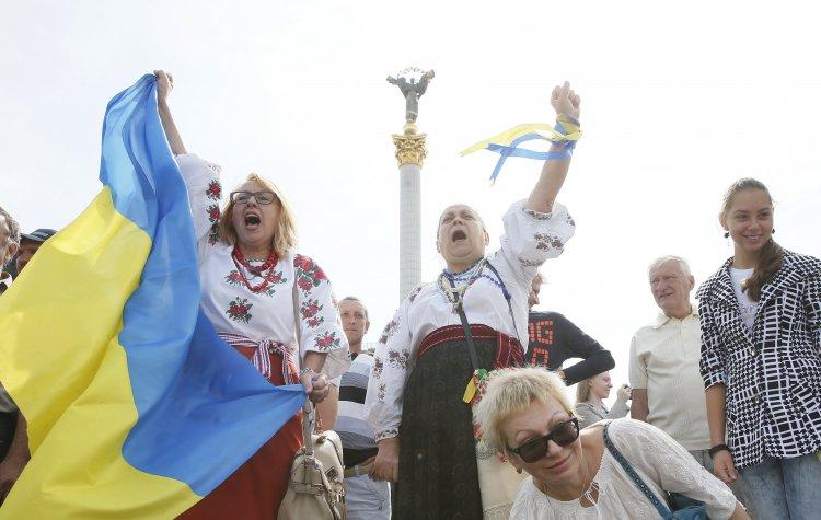 Как в украинских городах отметят главный праздник страны