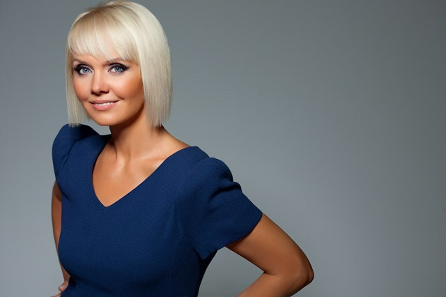 Российская певица примерила образ панка