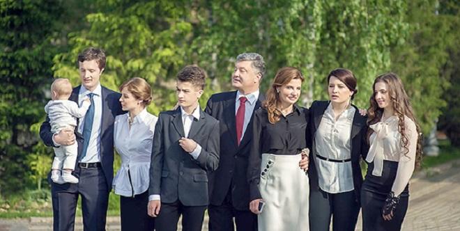 Марина Порошенко рассказала о радостной новости