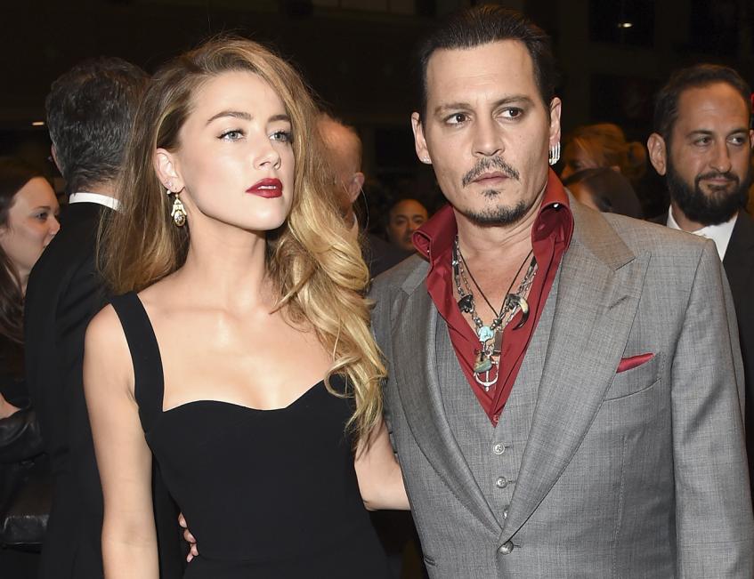 Голливудские актеры Джонни Депп и Эмбер Херд до сих пор не могут закончить бракоразводный процесс