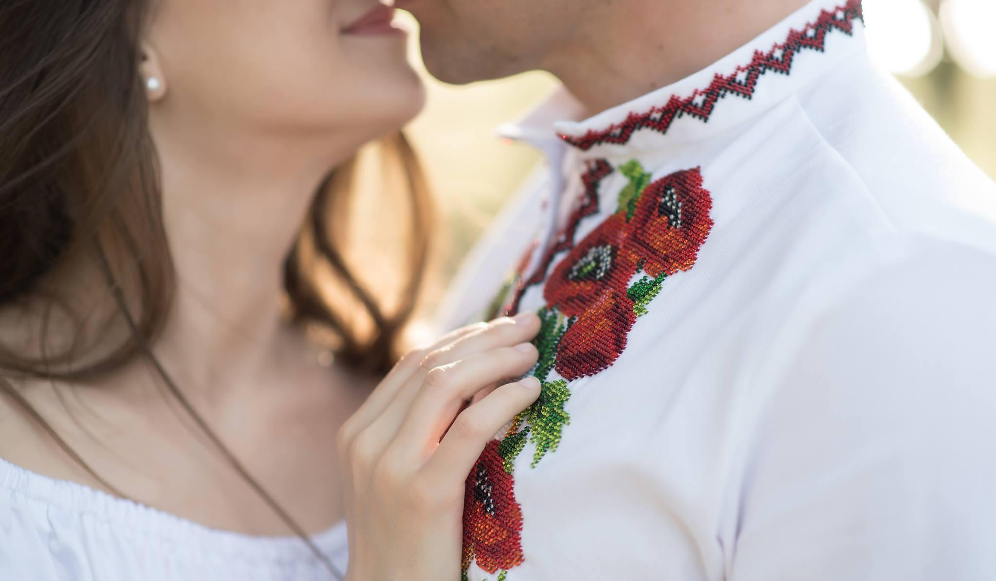 Пара из Украины отличилась в проекте о семейных ценностях