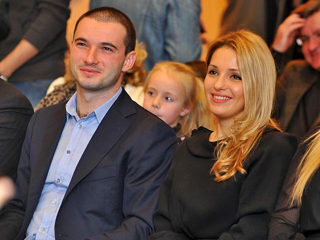 Друзья четы Тимошенко утверждают, что ждут мальчика