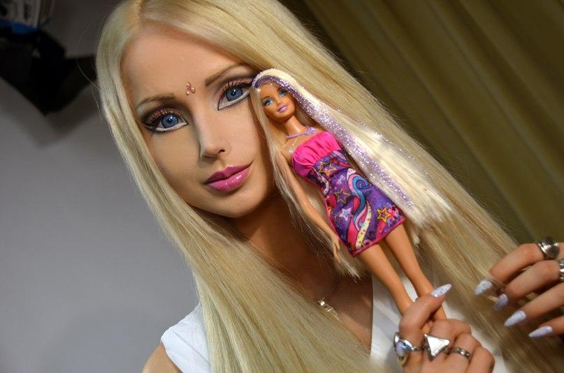 Кто-то предпочитает быть похожим на Барби, а кто-то — на собственную дочь