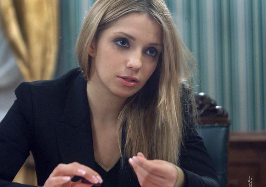Евгения Тимошенко родила девочку