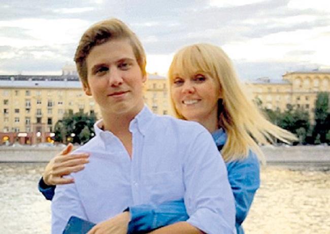 Старший сын Валерии решил принять иностранное гражданство