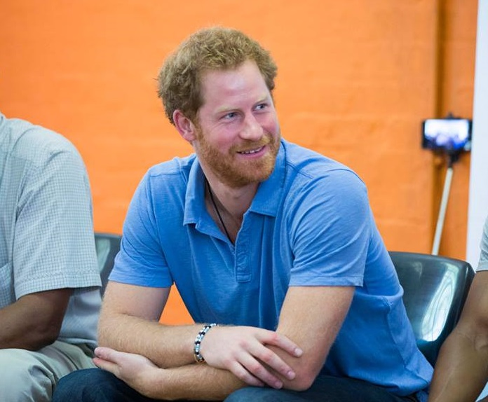Британский принц опасается реакции на него американских детей