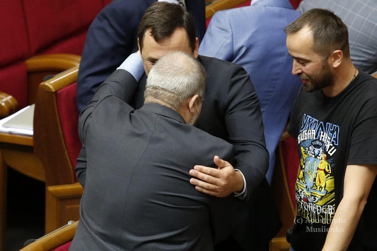 Поздравление мужчине депутату