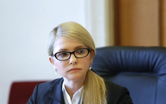 Сети не простили Тимошенко дорогущую обувь