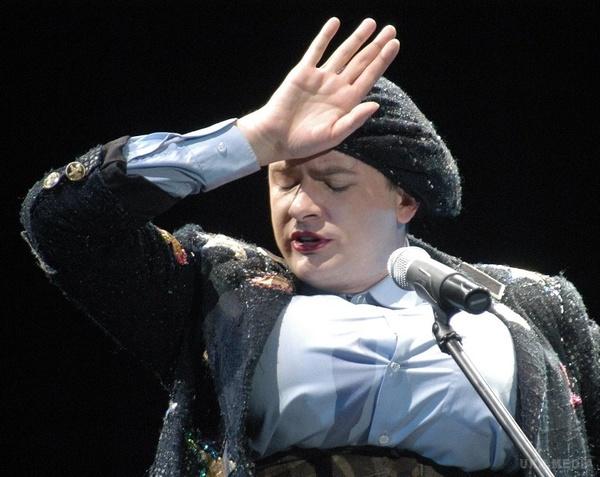 Ольга Горбачева показала юного Андрея Данилко без сценического грима