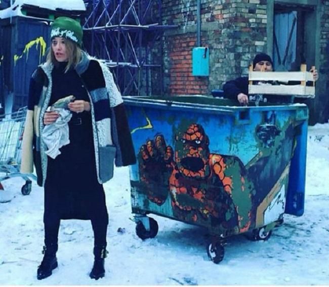 Ксения Собчак обратилась к креативному классу