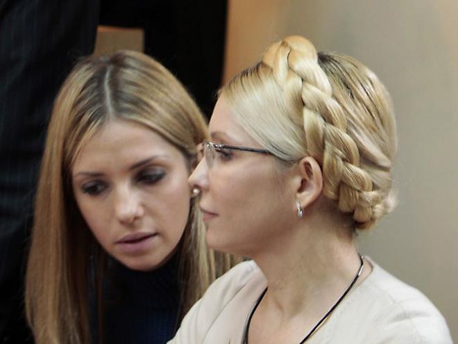 Под Киевом отпраздновали радостное событие в семье Юлии Тимошенко