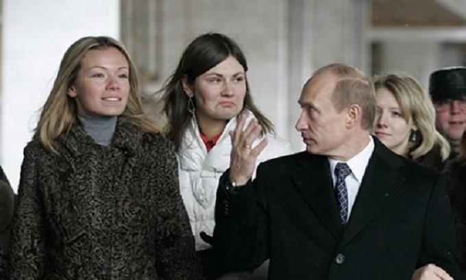 Опубликовано расследование о старшей дочери президента России Владимира Путина — Марии