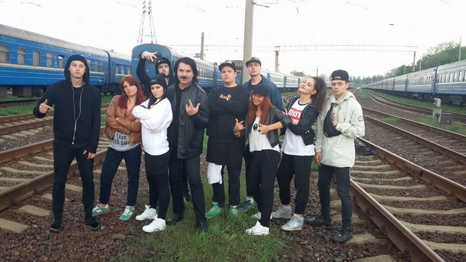Соцсети взорвало видео с Павлом Зибровым, читающим рэп