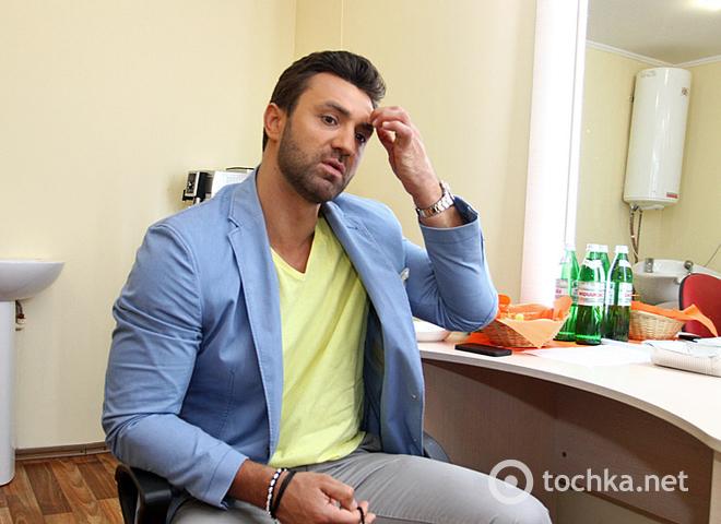 Николай Тищенко удивил съемкой из турецкого отеля