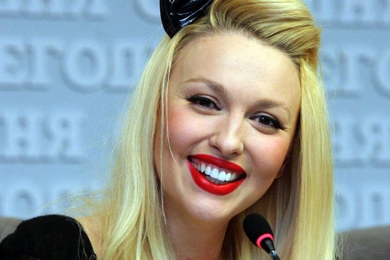 Украинская певица намерена удивить зрителей зрелищным выступлением