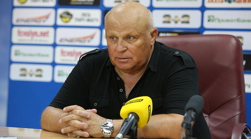 Виталий Кварцяный назвал Потапа Остапом