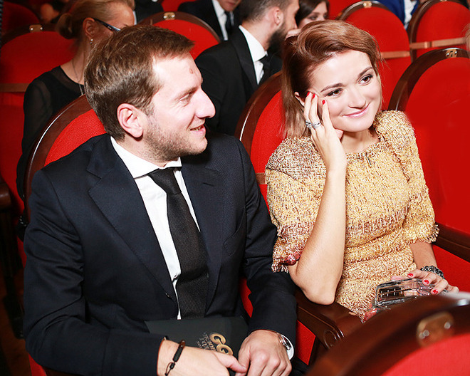 Надежда Михалкова развелась со своим супругом