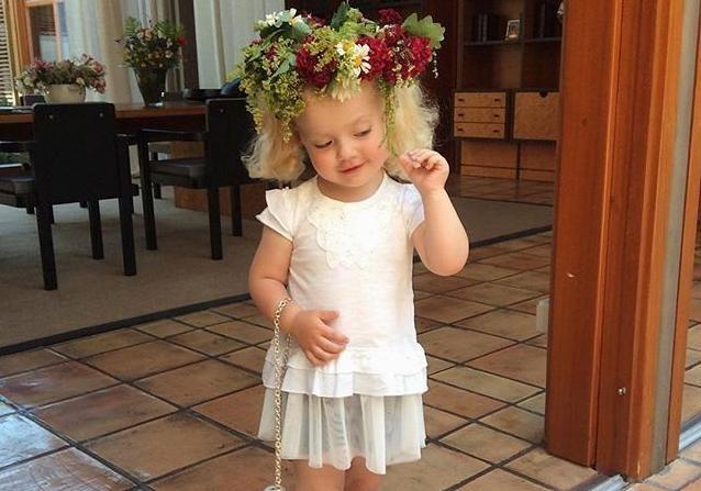 Николаев продемонстрировал дочь Аллы Пугачевой