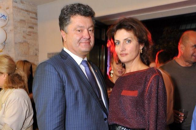 Президент Украины рассказал, как его жена училась в медицинском институте